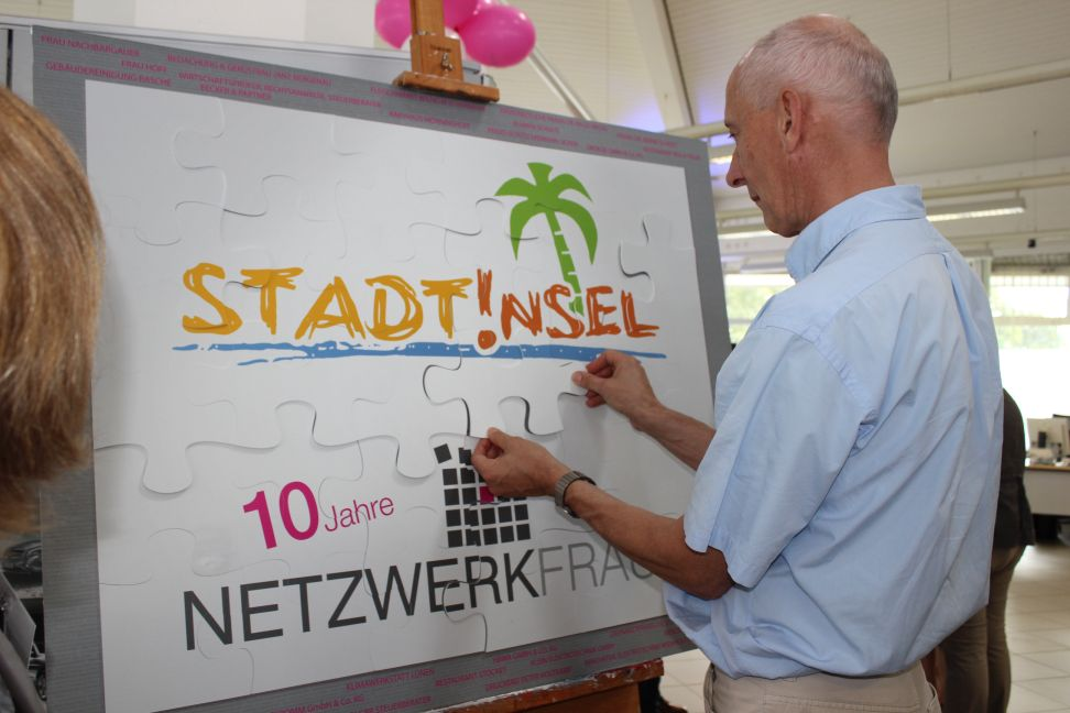 Benefiz Netzwerk Frau Stadtinsel